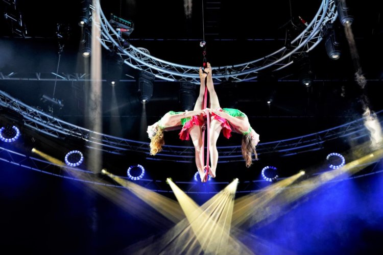 Le Cirque with the World's Top Performers