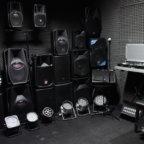 Noleggio service audio e luci - Engovers
