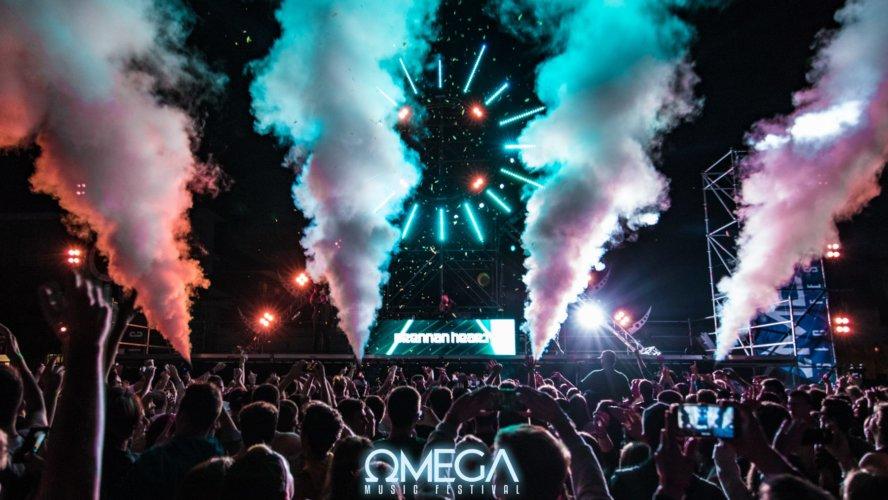 OMEGA Music Festival 2018